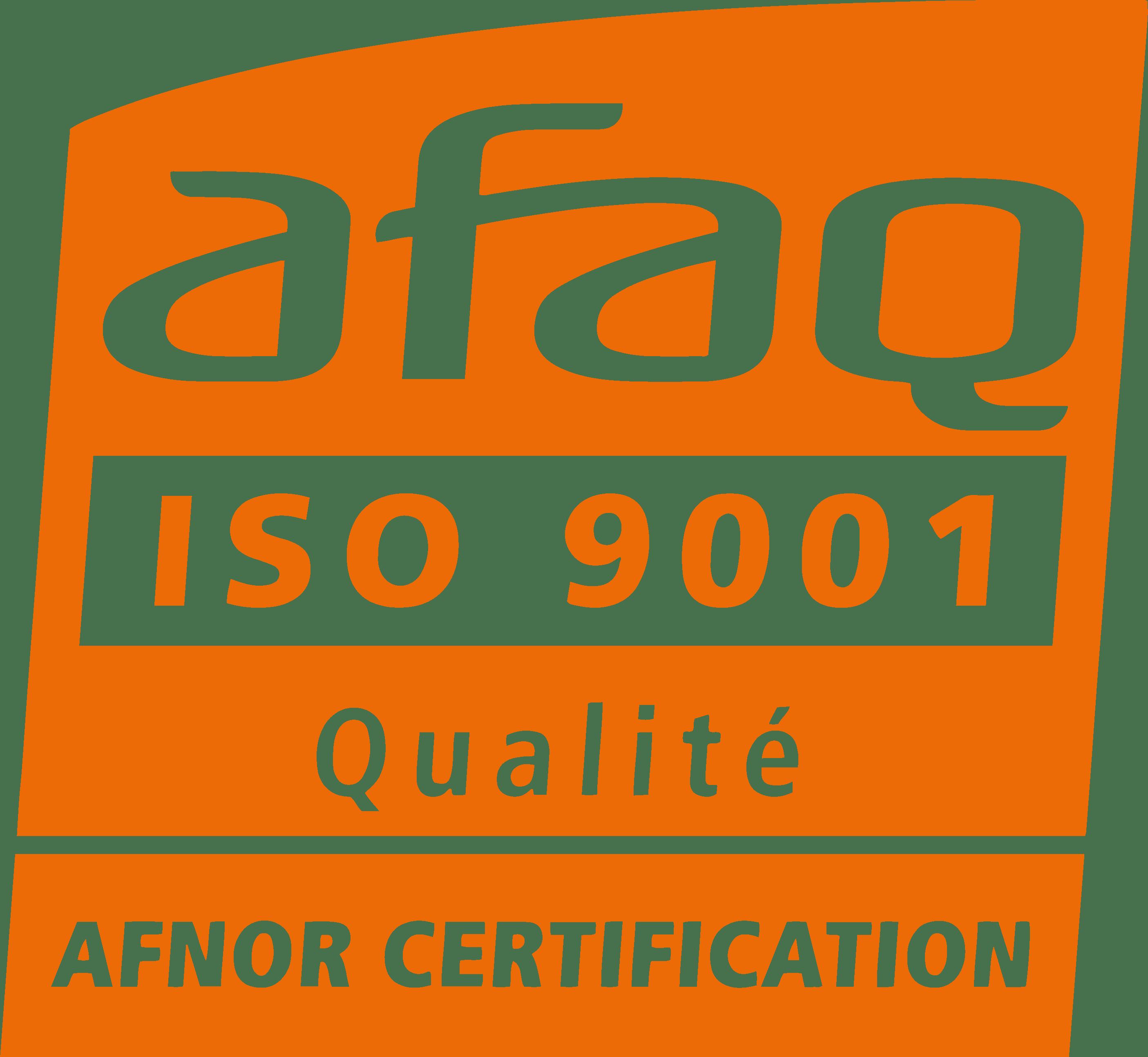 Electrobroches-Concept - ISO 9001