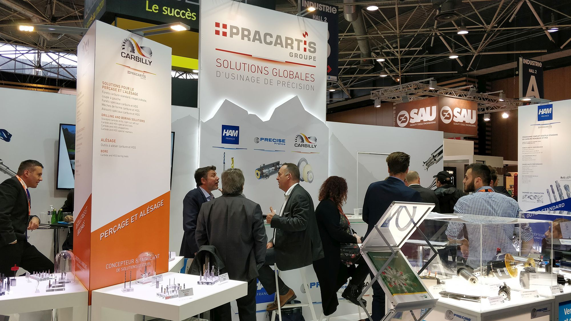Electrobroche-Concept Bourget 2019 Global Industrie 2020