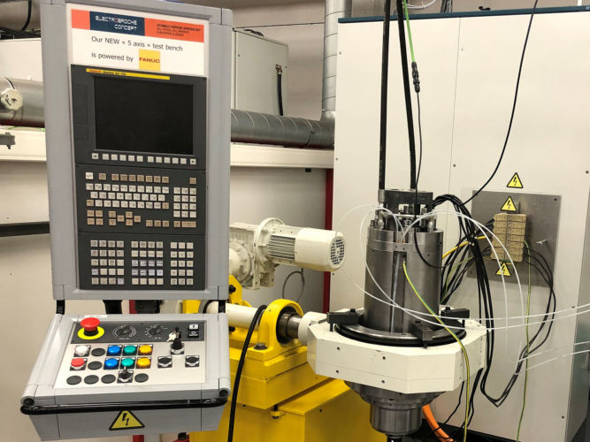 Etape 6 – Rodage & tests sur banc